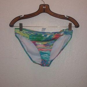 🍑 5/25 Lauren ralph lauren swim colorful tropical